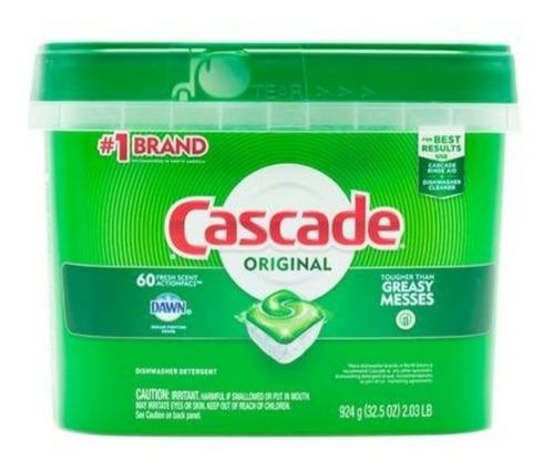 Cascade Original Detergente Lavava - Unidad a $1098