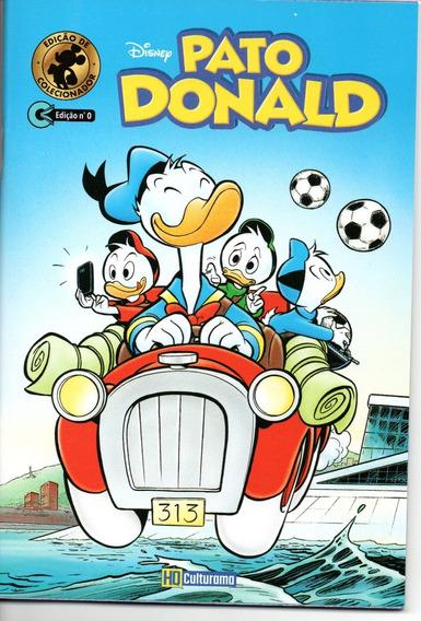 Combo Com 5 Gibis Disney Vol Zero Culturama - Bonellihq C19