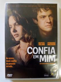 Confia Em Mim Dvd - Mateus Solano - Fernanda Machado