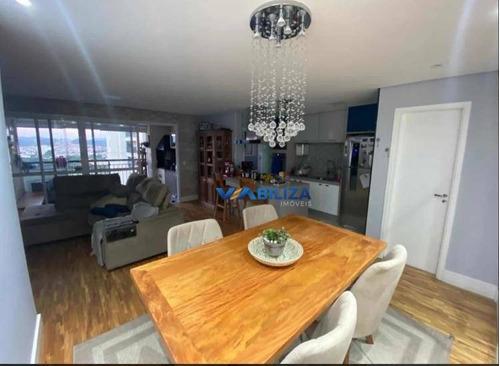 Apartamento À Venda, 96 M² Por R$ 795.000,00 - Jardim Flor Da Montanha - Guarulhos/sp - Ap3784
