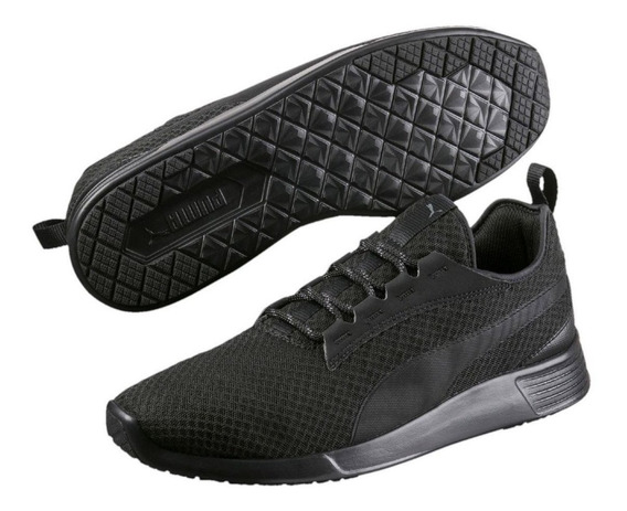 Tenis St Trainer Evo V2 Color Negro Para Hombre Full