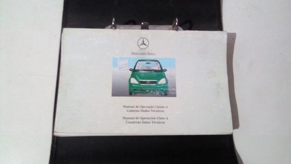 Manual Do Proprietário Mercedes Classe ´a`