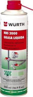 Wurth Grasa Liquida Sintetica Hhs 2000 Wurth