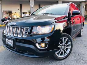 Jeep Compass 2.4 Limited 4x2 At 2014