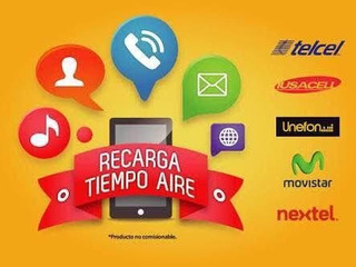 Recarga Telefonica Promoción: Recarga $150 Paga $140