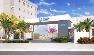 Apartamento Minha Casa Minha Vida A Venda, Coxipó, Cuiabá. - Ap1261