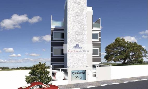 Apartamento Com 2 Dormitórios À Venda, 40 M² Por R$ 150.000,00 - Vila Matilde - São Paulo/sp - Ap0194