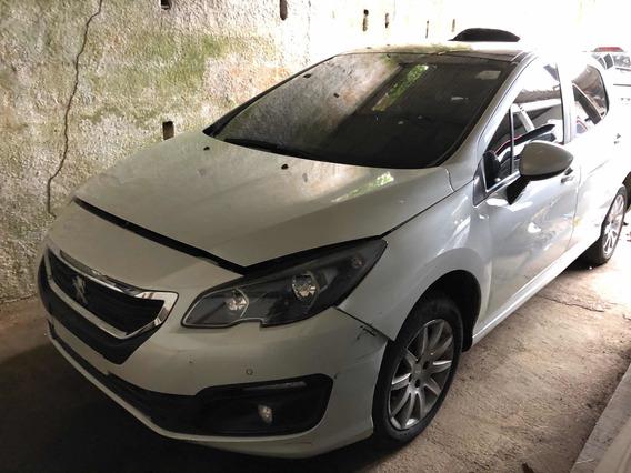 Peugeot 308 1.6 Allure Flex 5p 2016