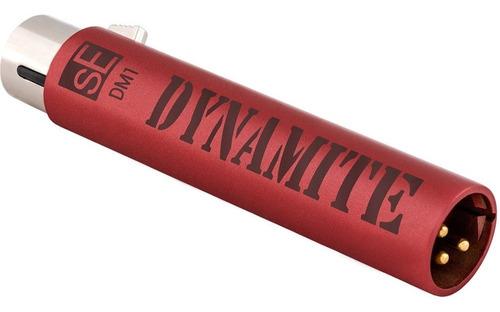 Pre Amplificador Para Microfono Se Electronics Dynamite Dm1