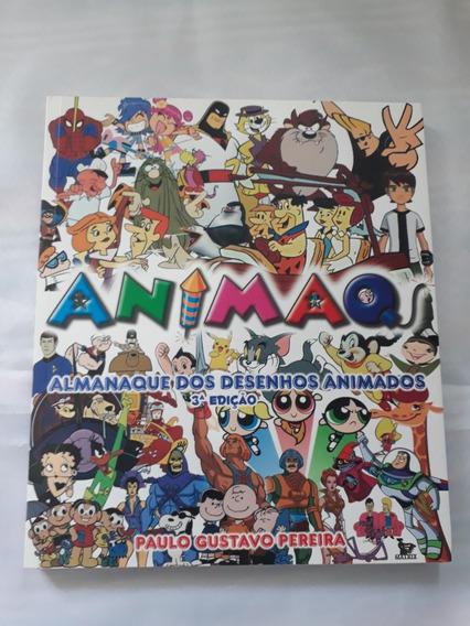 Animaq - Almanaque Dos Desenhos Animados - 3° Edição