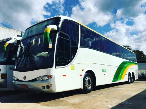 Ônibus Paradiso 1200 G6 Scania K 360 6x2 Conservação Leito