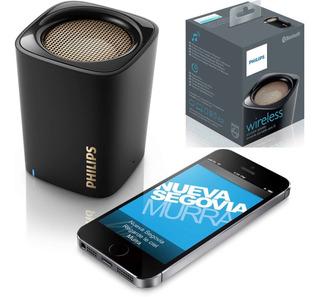 Mini Parlante Bluetooth Philips Portátil Recargable Original