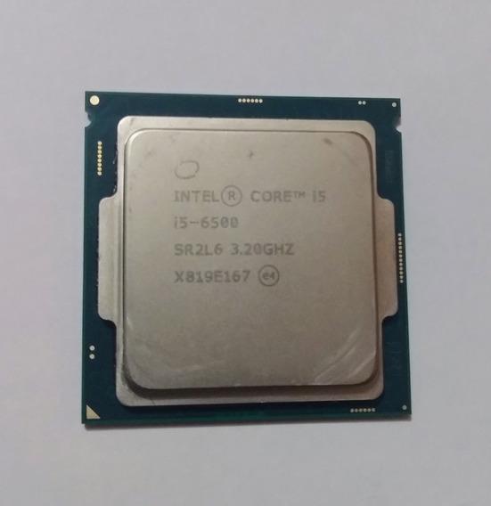 Processador Intel I5 6500 6ª Geração Sokete 1151