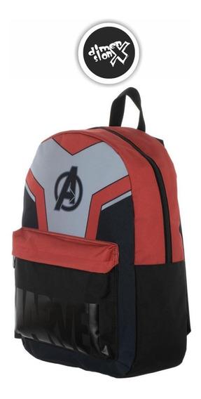 Mochila Avengers Quantum Suit Marvel Backpack Bioworld