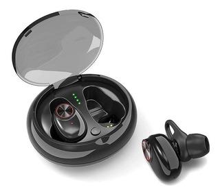 Audífonos Tws Inalámbricos Con Bt 5.0 Y Estuche Cargador