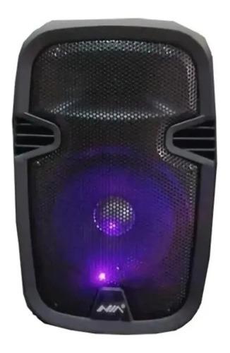 Cabina Sonido Recargable Bluetooth 5400 W Micrófono Control