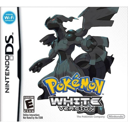Imagen 1 de 1 de Pokemon White Version - Nuevo Sellado Americano Fisico Stock