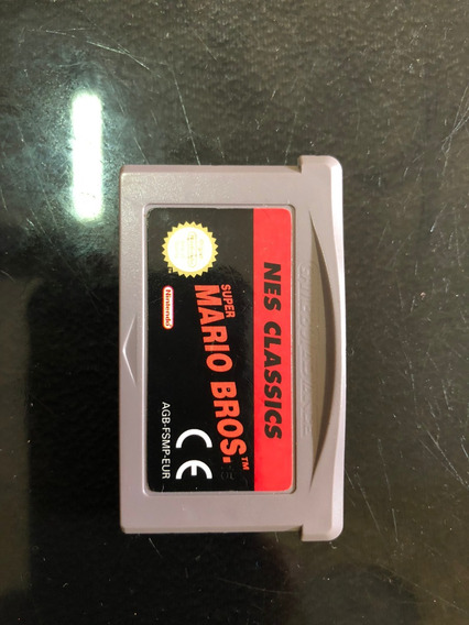 Donkey Kong Classic Nes - Original Game Boy Advance