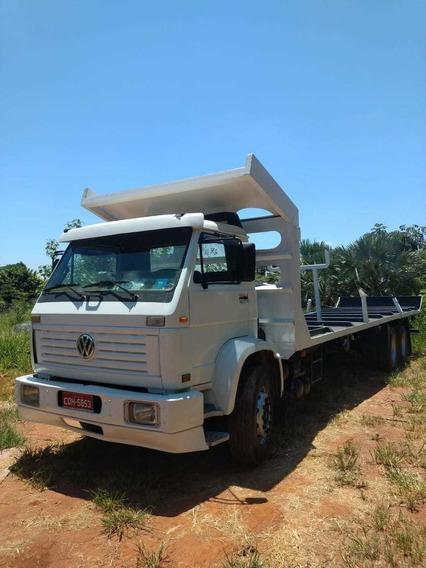 Caminhão Vw 16200 6x2 - Ano 2000
