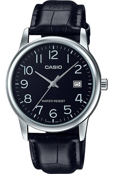 Relógio Masculino Casio Analógico Mtp-v002l-1budf - Prata