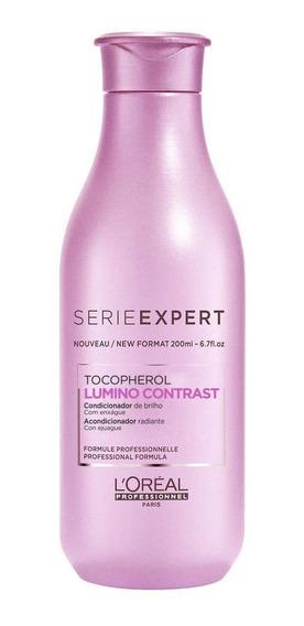 Condicionador Lumino Contrast Loréal Profissionnel 200ml