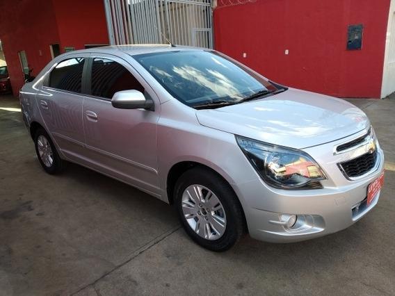 Chevrolet Cobalt Ltz 1.8 2014/2015 Prata