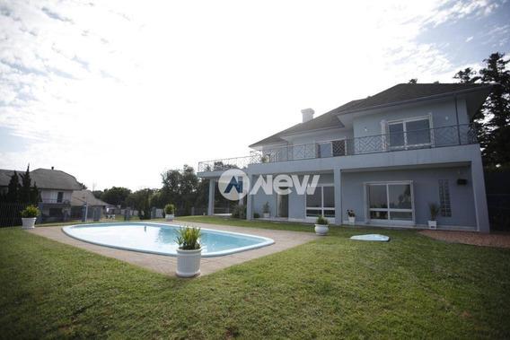 Casa Com 4 Dormitórios À Venda, 492 M² Por R$ 3.900.000,00 - Cidade Nova - Ivoti/rs - Ca2312