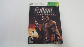 Fallout New Vegas - Xbox 360 - Original - Mídia Física