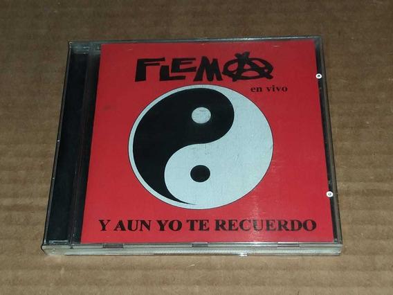 Flema - Y Aun Yo Te Recuerdo (en Vivo) (cd)