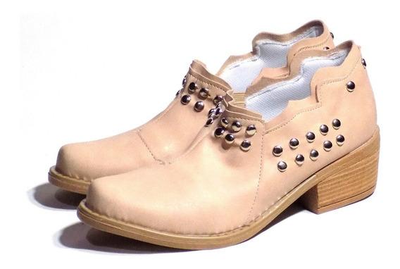 Zapatos De Mujer Botas Texanas Tachas Cokis Shoes 2019