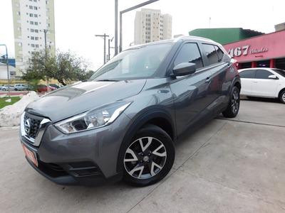 Nissan Kicks 1.6 S Automatica 2018 Cinza