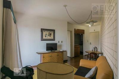 Flat Com 1 Dormitório À Venda, 40 M² Por R$ 265.000 - Jardim Do Mar - São Bernardo Do Campo/sp - Fl0001