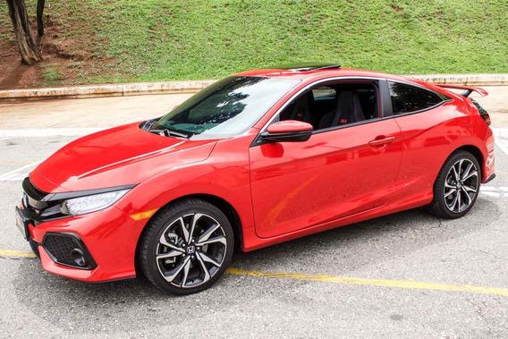 2018 Honda Civic Si Turbo Com Apenas 6400 Km Varios Upgrades