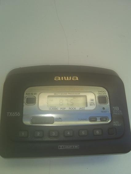 Walkman Aiwa Funcionando