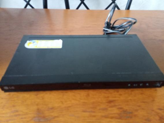 Blu-ray Disc/dvd Player LG Bp120 Sin Control Ni Hdmi