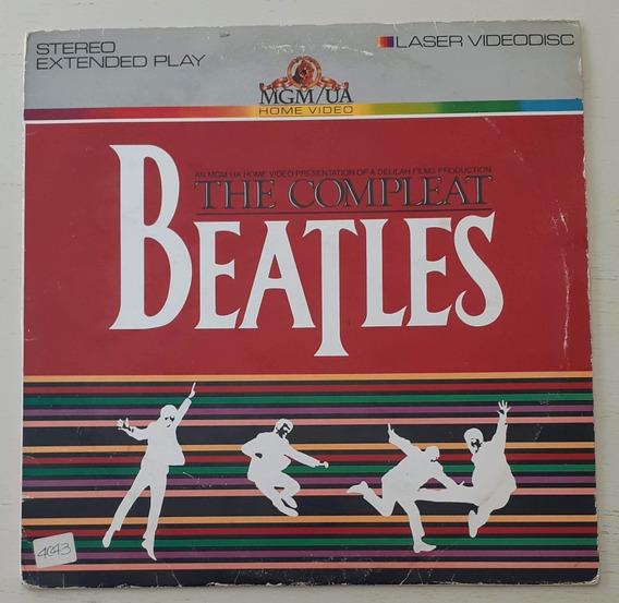 Laserdisc Beatles The Compleat