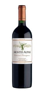 Vino Montes Alpha Cabernet Sauvignon ( Chile) 750ml. Cuotas