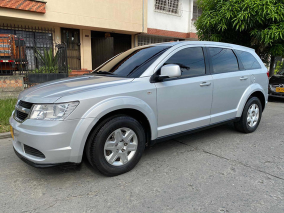 Dodge Journey 2010 8 Pajajeros Recibo Carro 3216395235
