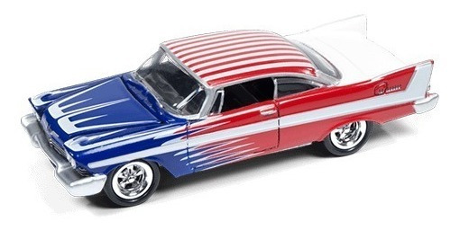 Jhonny Lightning Plymouth 58 Coleccion Auto Antiguo La Plata