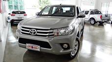 Toyota Hilux Cd Srv 4x4 2.8 Automática