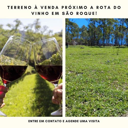 Imagem 1 de 13 de Lotes Com Excelente Topografia De 1000² Em São Roque