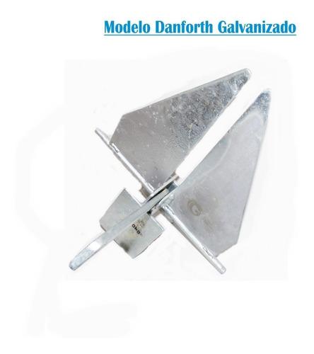 Imagem 1 de 4 de Ancora Danforth 15 Kgs Em Aço Galvanizado
