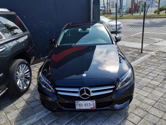 Mercedes Benz Clase C 200 Exclusive 2.0t 2017
