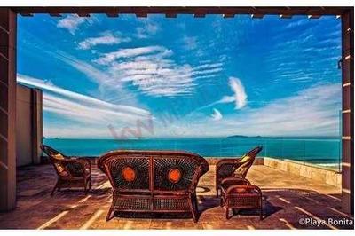 Condominios En Venta De Lujo En Playa Bonita, Completamente Equipados Y Amueblados, Con Vista Al Mar.