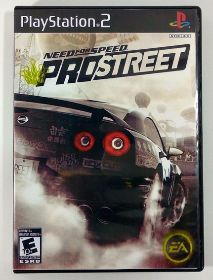 Need For Speed Pro Street Original - Ps2