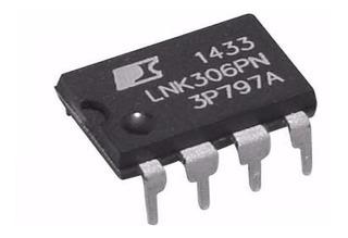 Circuito Integrado Lnk306pn Dip7