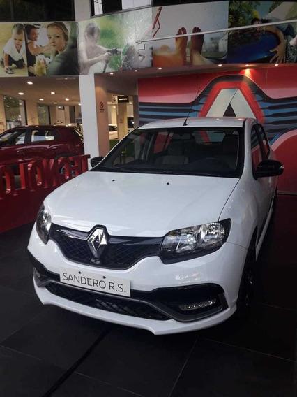 Renault Sandero Rs (lean)