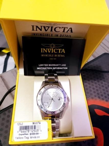 Relógio Invicta Cod 12503 Original