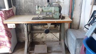 Máquina De Coser Triple Arrastre, Industrial Para Cuero