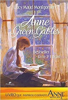 Kit - 05 Livros - Anne De Green Gables